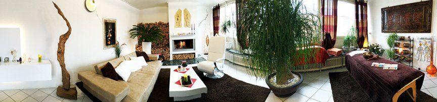Die Praxis Elan Vitale für Wirbelsäulenaufrichtung und energetisches Heilen in München Pasing